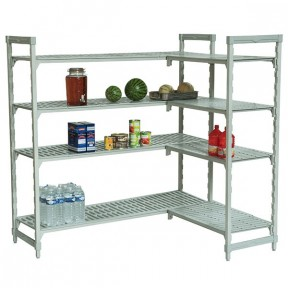 Rayonnage alimentaire en PVC