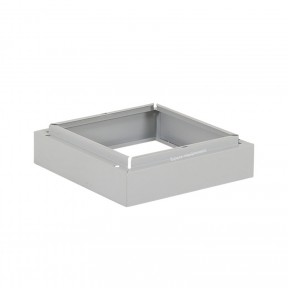 Socle pour casier vestiaire multibox