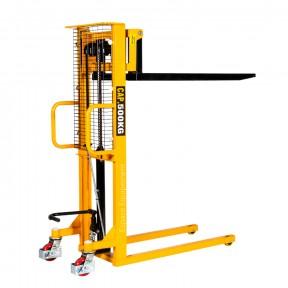 gerbeur manuel 500 kg levée 1300 mm